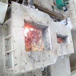 Induction Furnace for Strip Up Caster