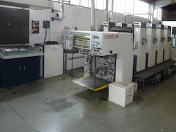 Komori L-426 Four Color Offset Printing Machine