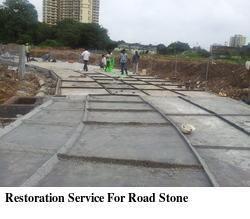 Restoration Service For Road Stone
