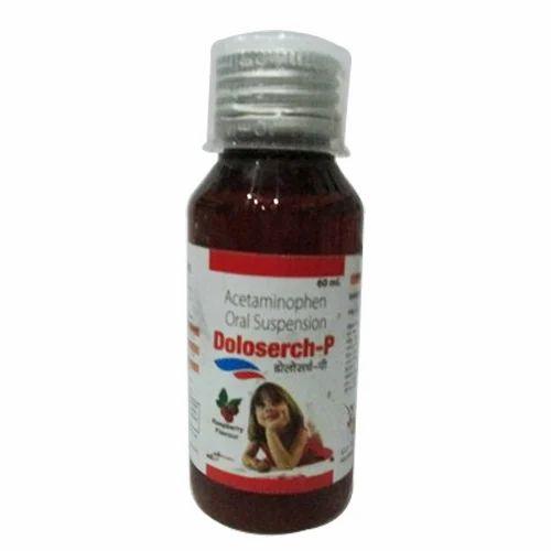 Acetaminophen Oral Suspension