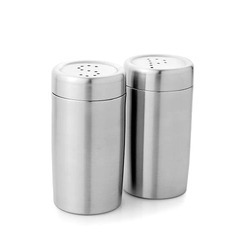 Stainless Steel Salt Pepper Dome