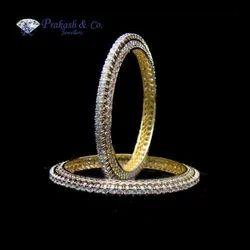 American Diamond Style Bangles