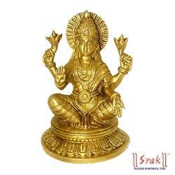 Panchdhatu Laxmi Statue