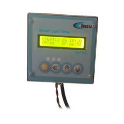 INSU Programmable Digital Time Switch, 230 Vac, For Street Light Operation