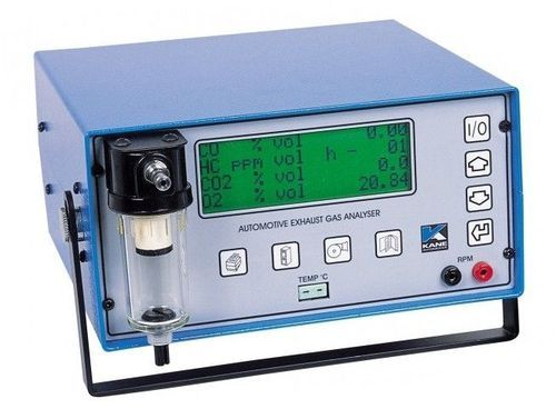 Five Gas Analyzers - View Specifications & Details of Gas ...
