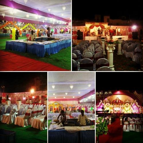 tent services mandap services service provider from ballia