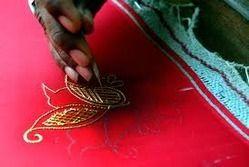 Zari for Hand Embroidery Work
