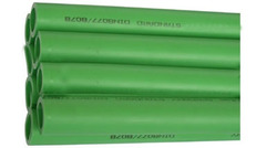 Polypropylene Random Copolymer Pipes & Fittings