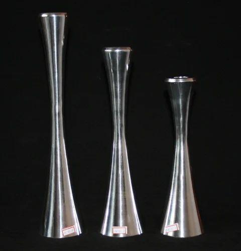 Aluminum Flower Vase Flower Pots Vases Apsus Lights And Crafts