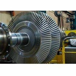 Repair and Reblading of BHEL Make Turbine Rotors and Casing