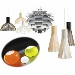 Fluorescent Designer Lights, 5 W