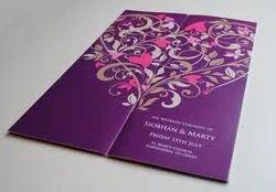 Wedding Mass Booklet Design & Printing
