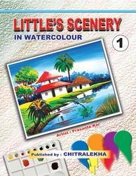 Little Scenery -1 Book