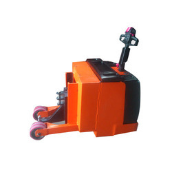 Mild Steel Battery Operated Batching Tow Truck, Capacity: 0 - 5 Ton