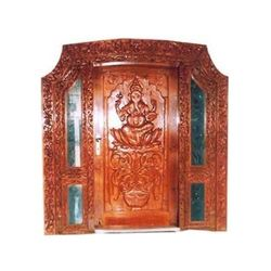 Temple Carved Doors