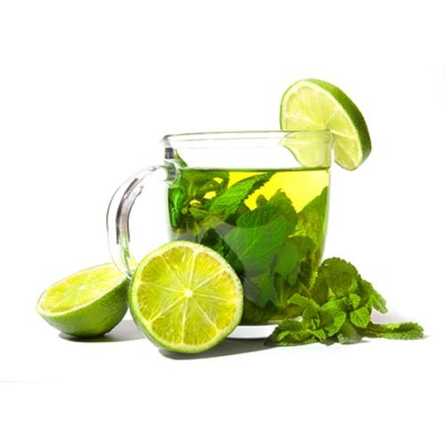 Low Calorie Lemon Green Tea