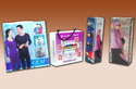 Paper Garment Packaging Boxes