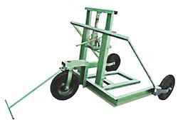 Hydraulic Plate Trolley
