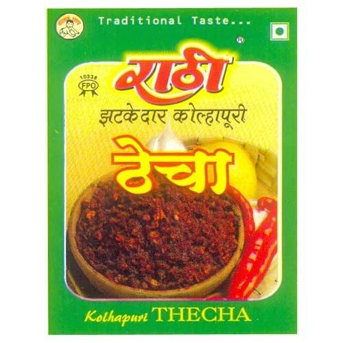 Rathi 200 g Kolhapuri Thecha Spice, Packaging: Packet