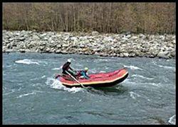 Rafting in River Beas(White Water River Rafting)