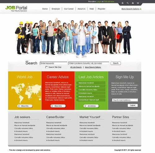 Job & B2B Portals - Job Portal Service Provider from Rajgarh