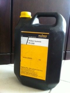 Rotoinject Equivalent Kluber Ps200 Compressor Oil