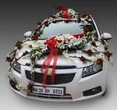 Wedding Cars Decoration