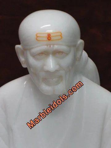 Marble Sai Baba Statue Sai Baba Marble Statue