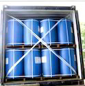 Container Lashing with Polyester Composite Belt