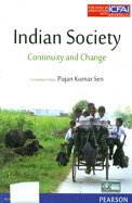 indian society continuity and change