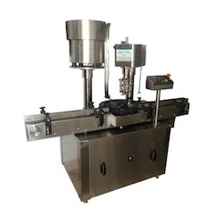 Single Head ROPP Capping Seal Machine
