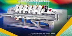 Thick Thread Embroidery Machine