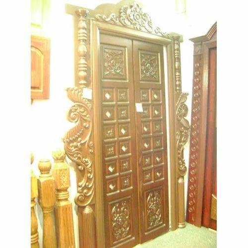 Decorative Pooja Doors Part 75