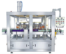 Vacuum Automatic Filling Machine