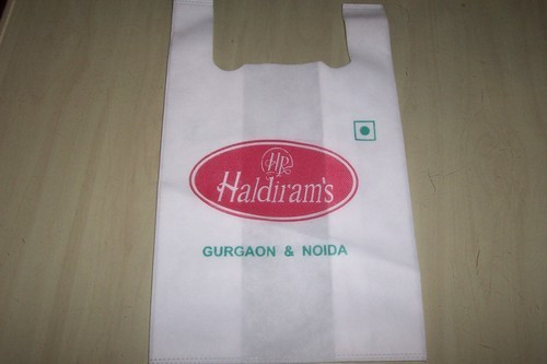 K Printed Non Woven Carry Bag