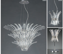 Diyas Double Floor Chandelier Sanclair