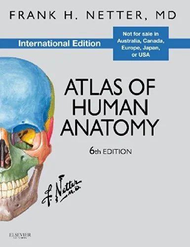 Netter Atlas Of Human Anatomy Arora Book Stall Retailer In Green