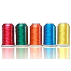 120/2 Viscose embroidery Thread