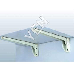 wall mounted shelf bracket view specifications details of wall rh indiamart com wall mounting bracket for shelf Shelf Mounted Fold Up for Wall Mounting Brackets