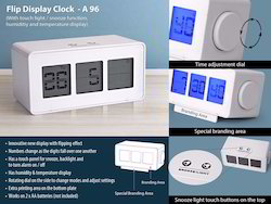 Flip Display Clock