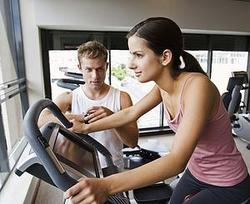 Personal Training Fitness Club services