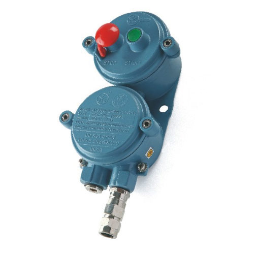 Fcg Flameproof Push Button Station For Industrial  Rs 1