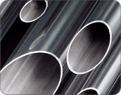 Stainless Steel Brushed Galvanized Seamless Pipes, Shape: Square