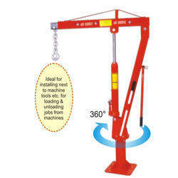 Hydraulic Swivel Crane