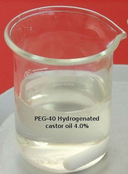 PEG-40 Hydrogenated Castor Oil 4.0%