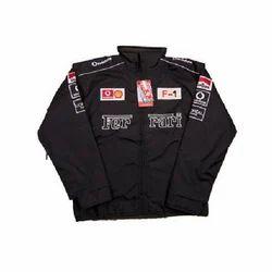 Men Ferrari Black Jackets