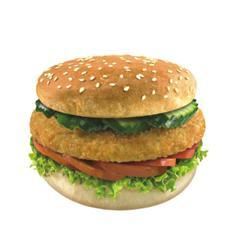 Patties Chicken Burger