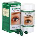 Ocuhills - Eye Health Support Herbal Supplement - 30 Soft Capsules