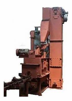 Shot Blasting Machine for Pipe