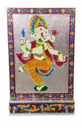 Ganesh Meenakari Key Holder